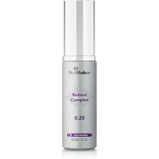 Bottle of SkinMedica Retinol Complex 0.25