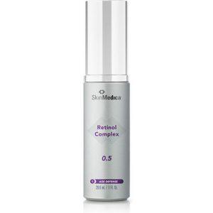 Bottle of SkinMedica Retinol Complex 0.5