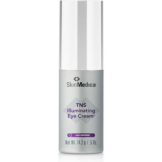 Bottle of SkinMedica TNS Cream