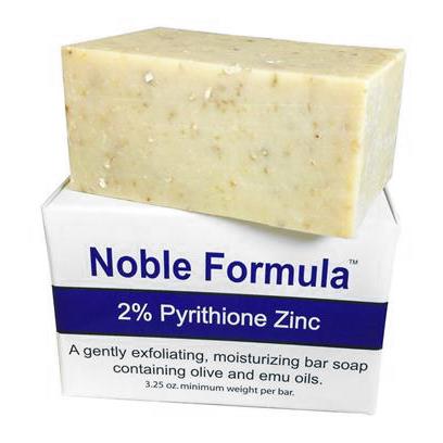 Bar of Noble Formula Soap