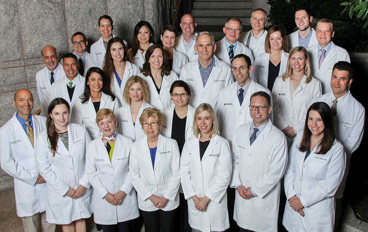 Adult and Pediatric Dermatology Group Photo