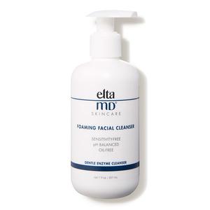 Pump of EltaMD Foaming Facial Cleanser