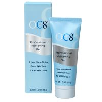 Tube of OC8 Mattifying Gel