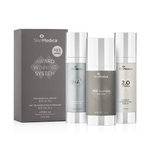 Trio of the SkinMedica System