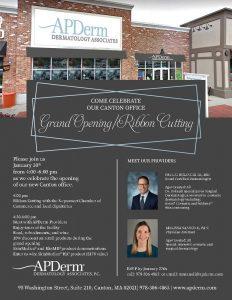 Dermatology Associates Canton Grand Opening