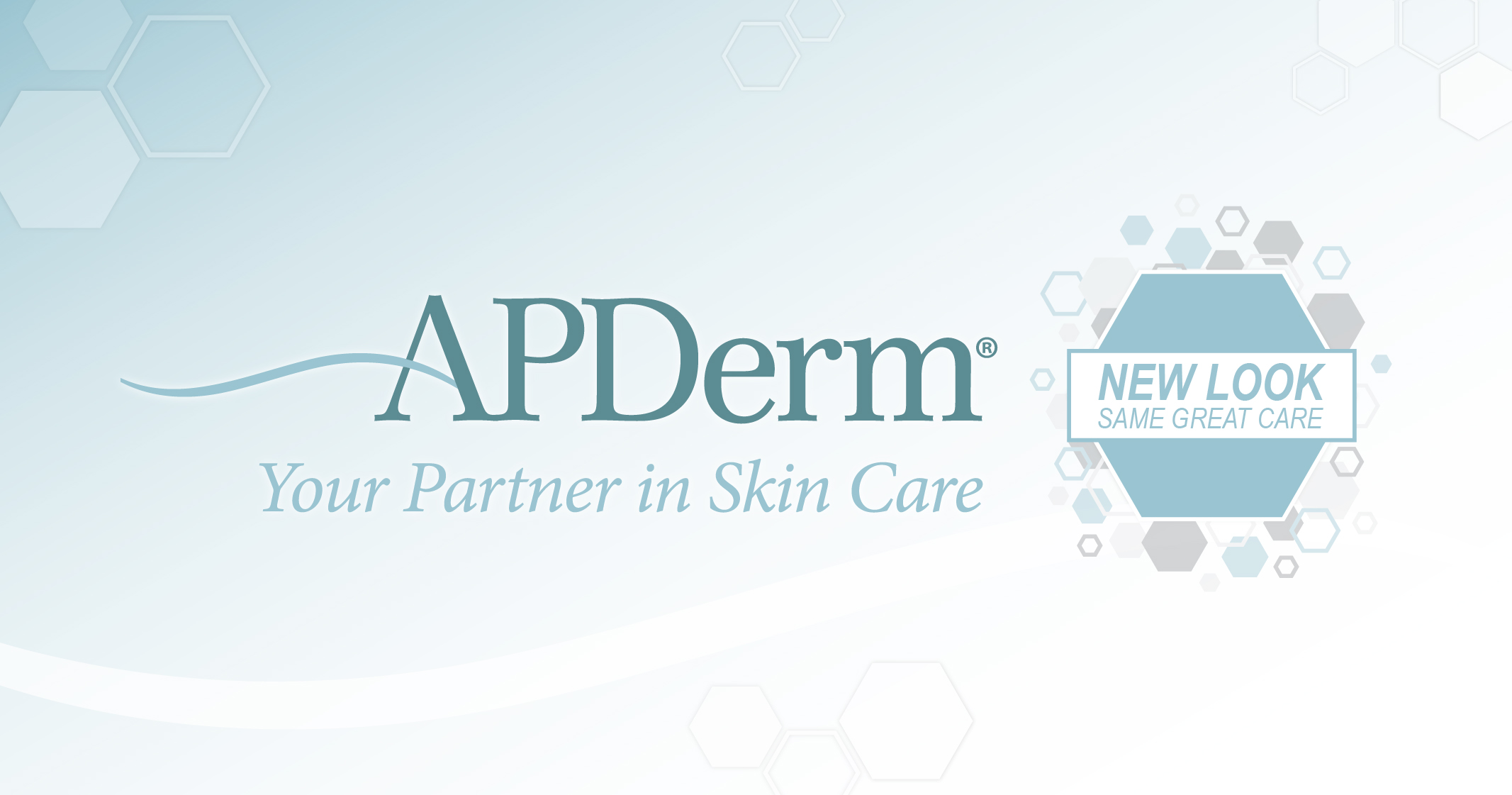 New Look, Same Great Care
