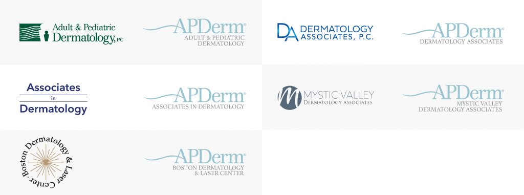 Before & After Logos