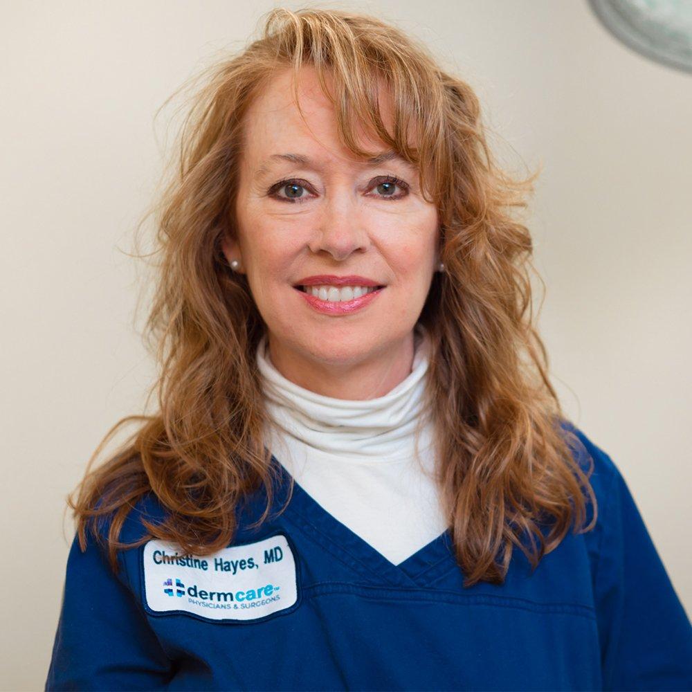Hayes, Christine M., MD